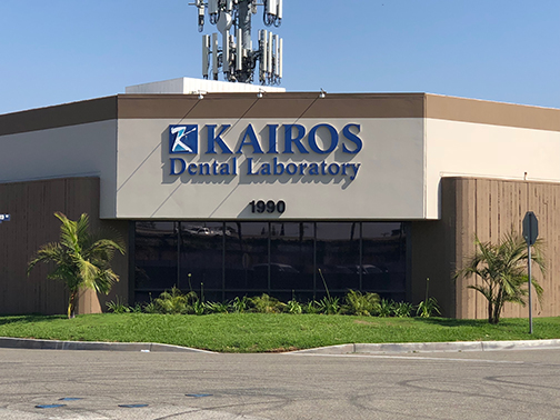 Kairos Dental Lab Front